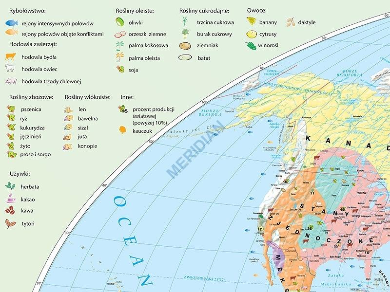 Swiat Gospodarka Rolnictwo I Uzytkowanie Gleby